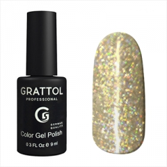 Grattol UV/LED Gel Lack Diamond 01 9ml