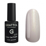 Grattol UV/LED Gel Lack 121 Cream Pearl 9ml