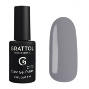 Grattol UV/LED Gel Lack 172 Titanium 9ml