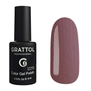 Grattol UV/LED Gel Lack 176 Smoky Bordeaux 9ml