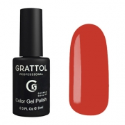 Grattol UV/LED Gel Lack 186 Ochre 9ml