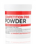 Basic acryl powder Competition pink 224 g,K Professional